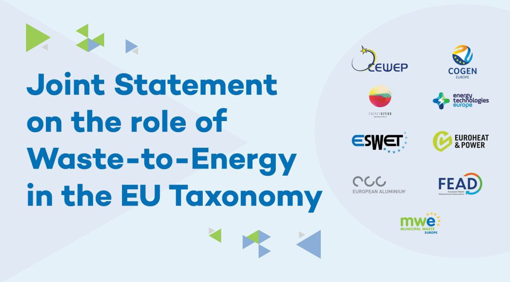 Graphic for Joint Statement on EU Taxonomy